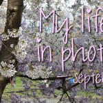 My life in photo's – September #5