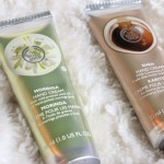 Review: The Body Shop handcrèmes in Moringa en Shea