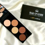 Review: Make Up Studio shaping palette