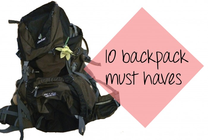 interrail-backpack-musthaves