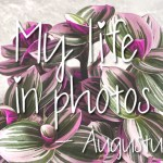 My life in photos – augustus 2020 #1