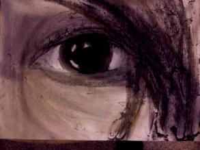 Eye of despair