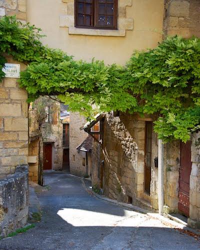 village of Saint-cyprien