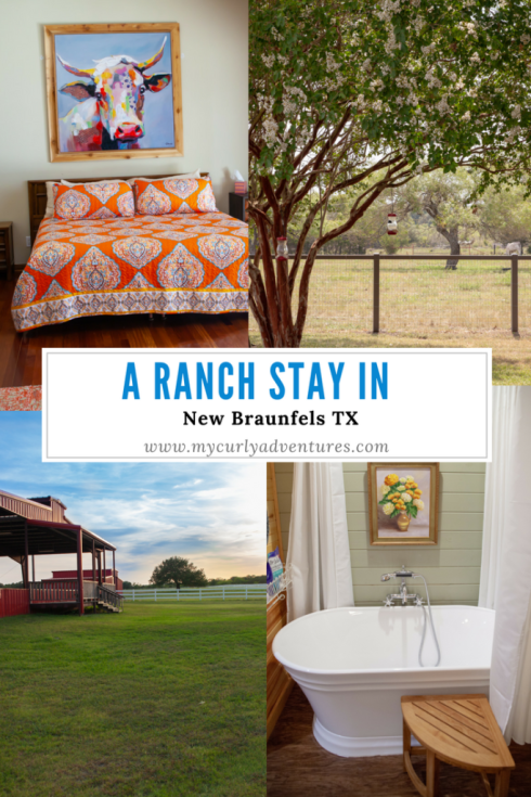 Where To Stay In New Braunfels Texas - My Curly Adventures