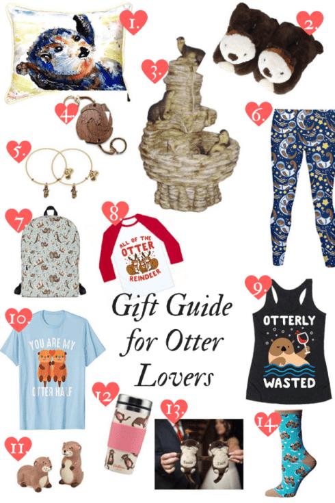 Gift Ideas for Otter Lovers
