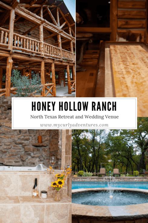 Honey Hollow Ranch in North Texas - Retreat Getaway and Wedding Venue in North Texas