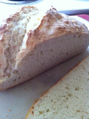 Yummy fresh baked bread