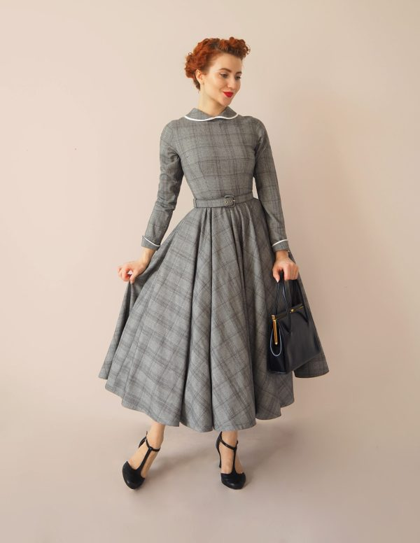 Audrey 1951 Dress Sewing Pattern