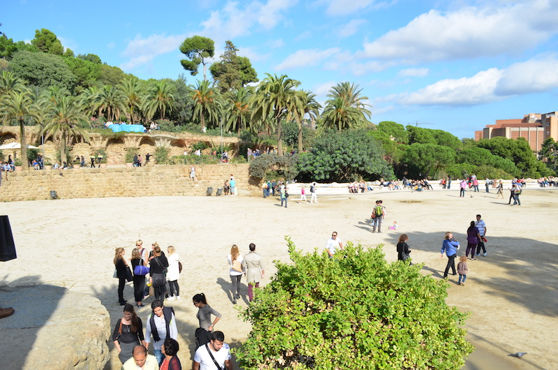 parcguell-gaudi-barcelona