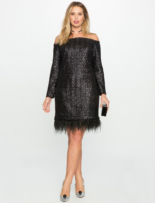 1f52d133b6fc6 Shopping Guide: Plus Size Holiday Party dresses