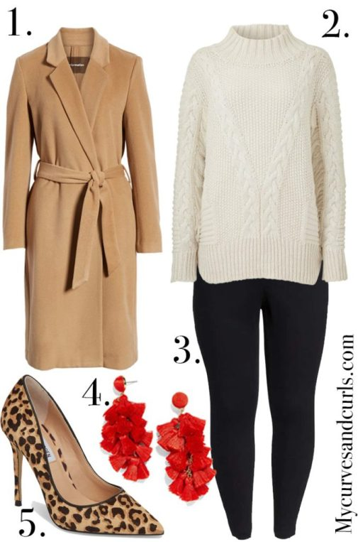 Winter date night outfit idea. How to to wear leggings to work. Outfit Ideas with Leggings