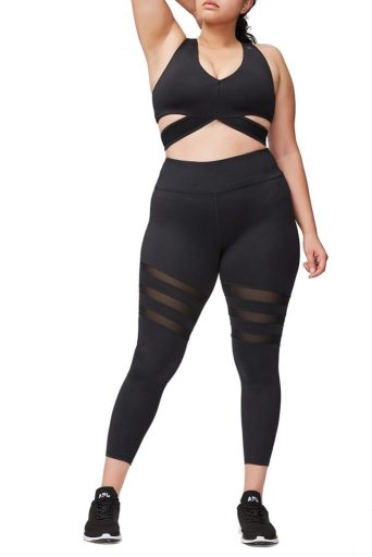 CUTE PLUS SIZE WORKOUT CLOTHES TO JUMP-START YOUR NEW YEAR'S RESOLUTION