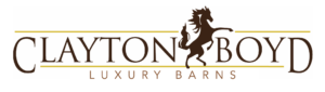 Clayton Boyd Luxury Barns Logo