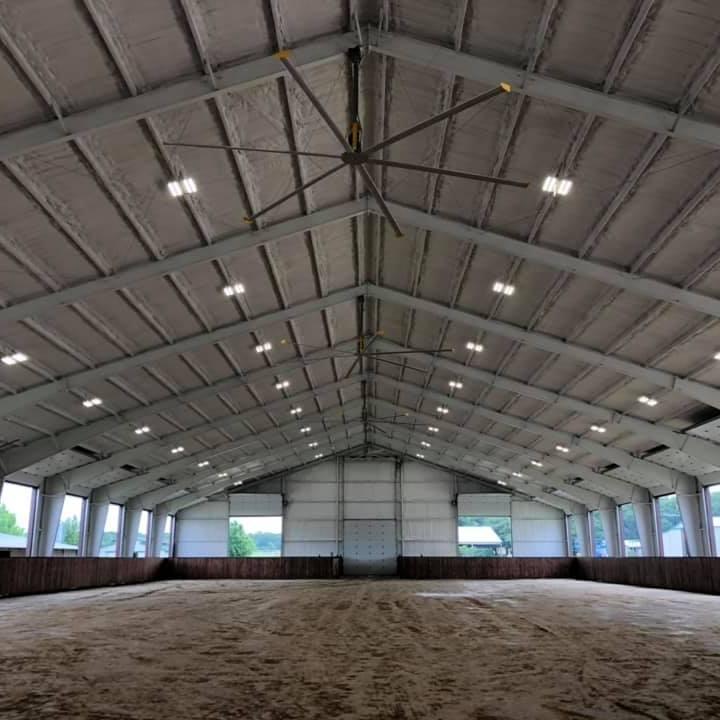 AB Indoor Riding Arena