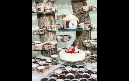 Jae's Fireman Cake Topper