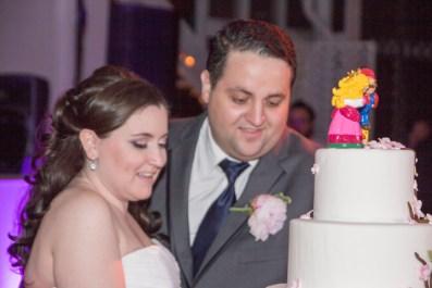 Karyn's Mario Cake Topper