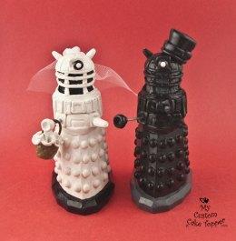 Dr. Who Daleks
