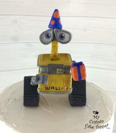 Wall-E Birthday Cake Topper