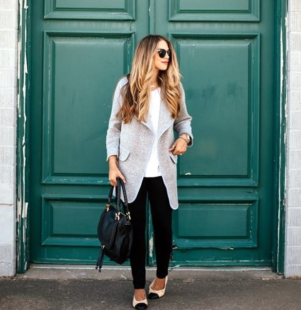 06-black-jeans-a-white-top-and-a-grey-coat-with-flats