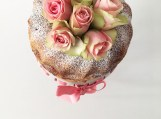 Marmorkuchen Rosen 02