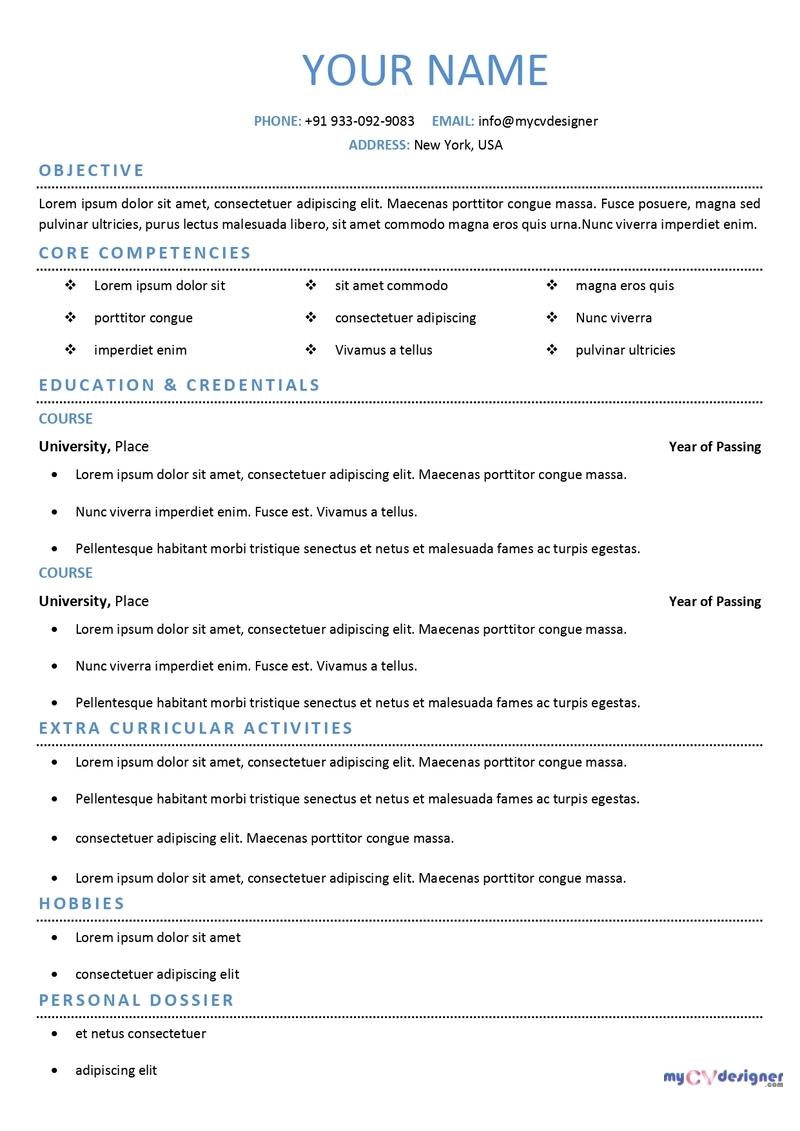 doc-resume-sample-free-download-MCDF0005