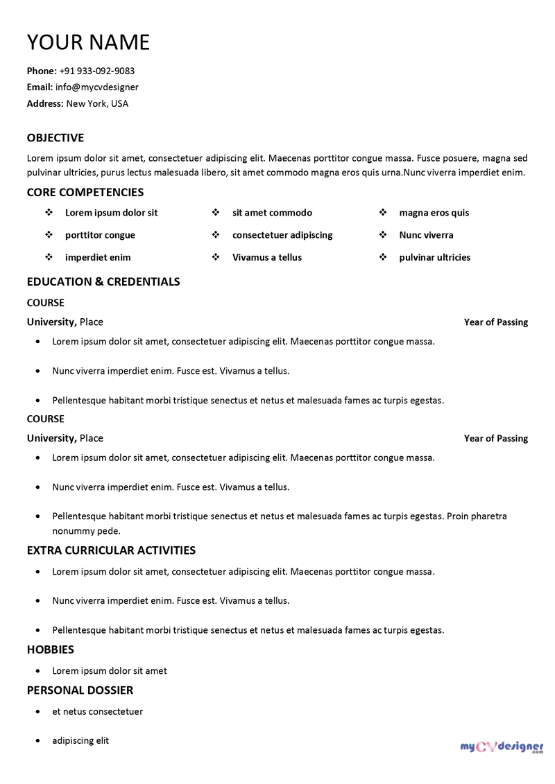 professional-resume-template-for-free-MCDF0004
