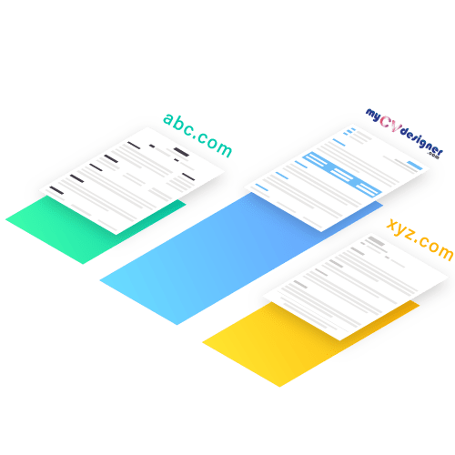 why we are different from other text resume builders
