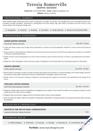 Text CV (MCDT0013)