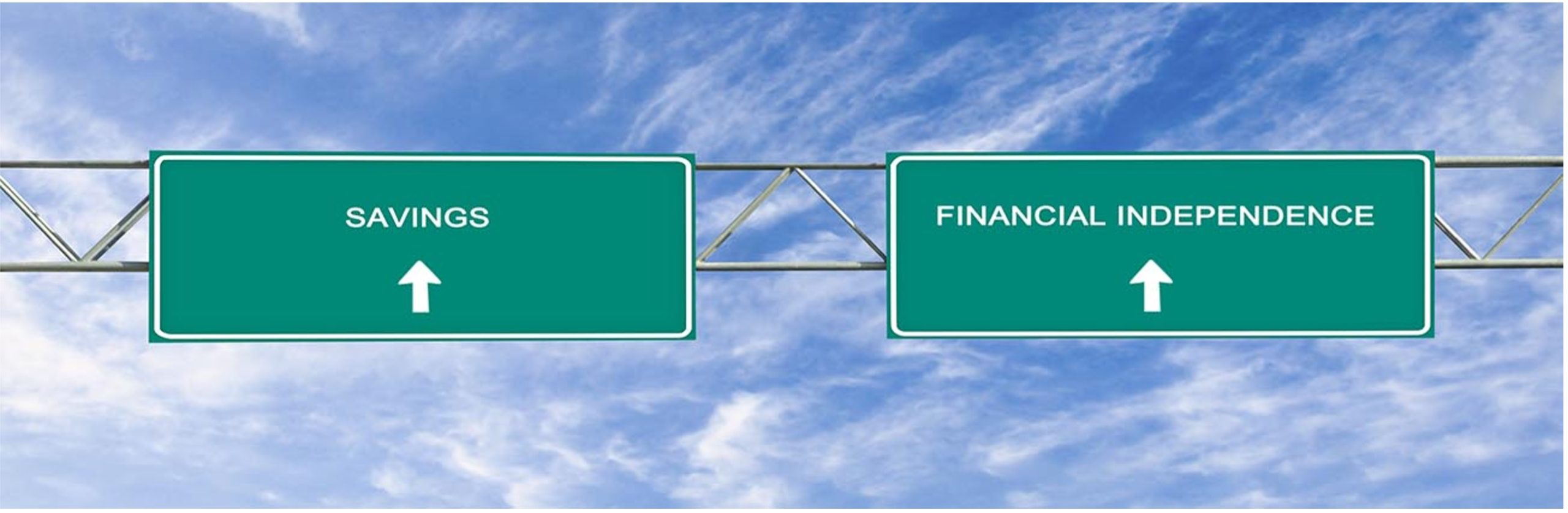 Road to savings & financial independence