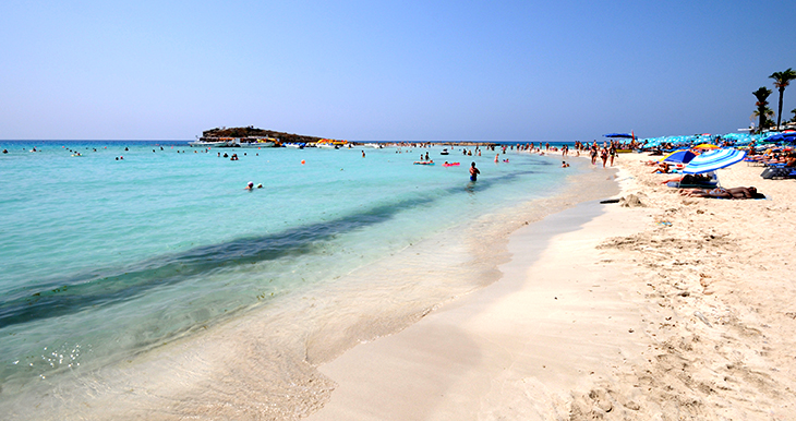 http://www.dreamstime.com/stock-image-ayia-napa-beach-cyprus-tourists-nissi-bay-relaxing-enjoying-their-summer-holidays-july-area-image32573591