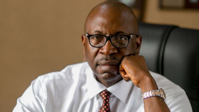I'm Not under Any Pressure to Accept Defeat – Ize-Iyamu