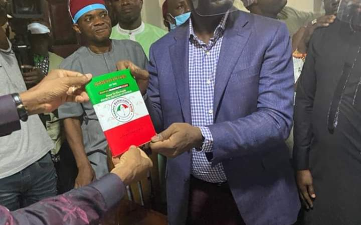 Court Orders PDP Not To Exclude Obaseki From Its Primary