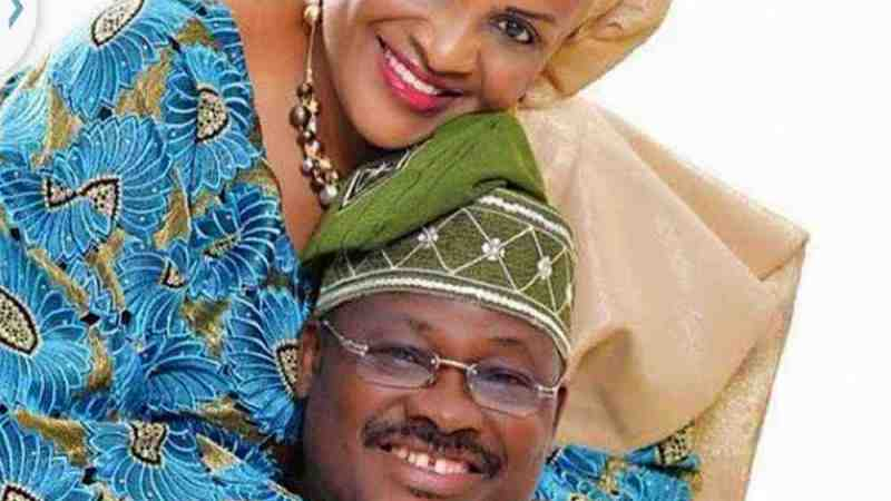 'My Husband is Dead, We Will All Die'… Ajimobi's Wife Tackles Oyo Deputy Gov Over Failure To Send SMS