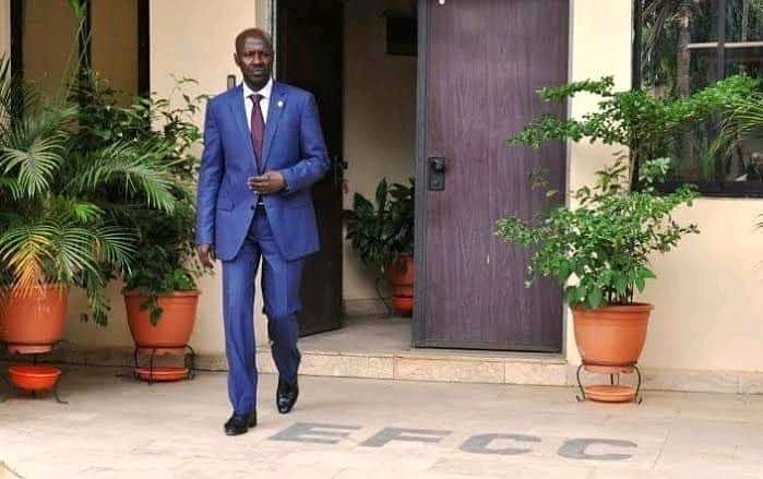 Magu Released From Detention