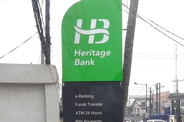Heritage Bank Shuts Branch Over Suspected Coronavirus Case