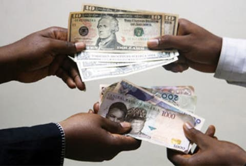 Naira Plunges To N472/$ As Forex Scarcity Worsens