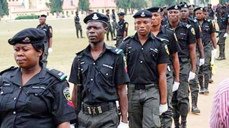 Nigeria Police Begins Recruitment of Constables