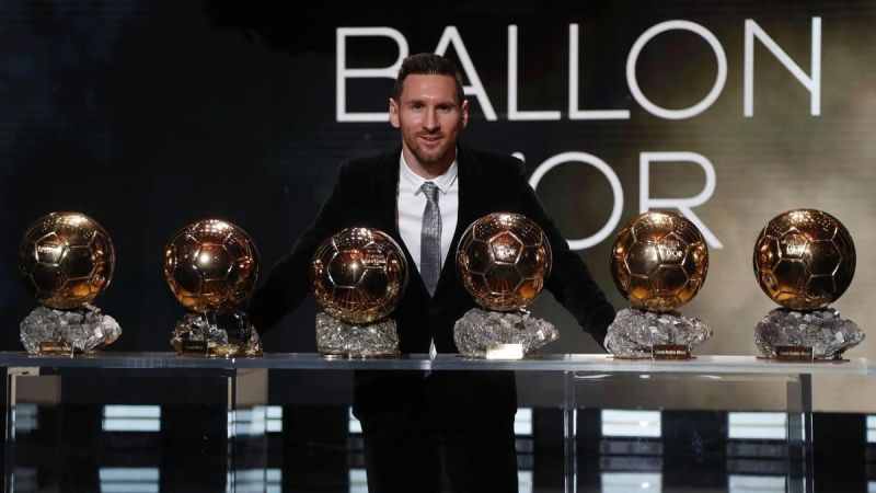 Messi, Ronaldo, Others Miss Out As 2020 Ballon d'Or Is Cancelled Over COVID-19