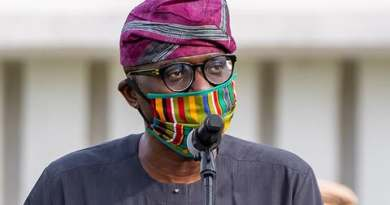 Just In: Sanwo-Olu Orders Full Reopening of Churches, Mosques, Reopens Cinemas, Spas, Others
