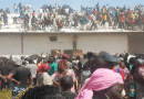 [PHOTOS] #EndSARS: Five Killed as Looting Spree Spreads Across COVID-19 Palliative Warehouses