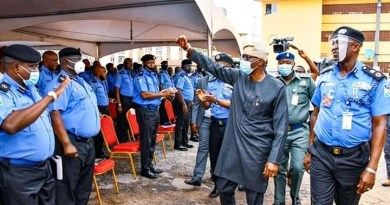 Sanwo-Olu Gives Scholarship To Children of Policemen Who Died In Lagos #EndSARS Violence