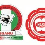 Non Academic Staff Union of Universities NASU and the Senior Staff Association of Nigeria Universities SSANU