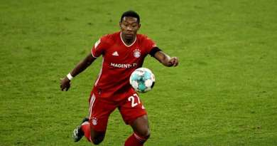 Alaba 'Agrees Real Madrid Free Transfer'