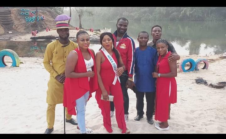 Fun Seekers In Benin City Celebrate Valentine Day