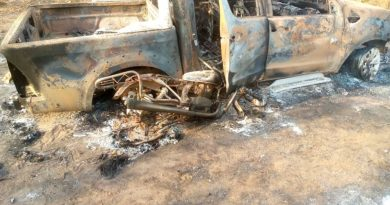 Herdsmen Kill Two Set Amotekun Vehicle Ablaze In Ondo