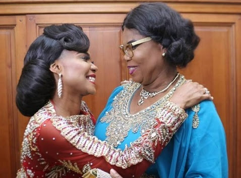 Iyabo Ojo discovers her mothers real age after her death 1