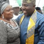 Nkechi Okorocha the wife of a former governor of the State Rochas Okorocha