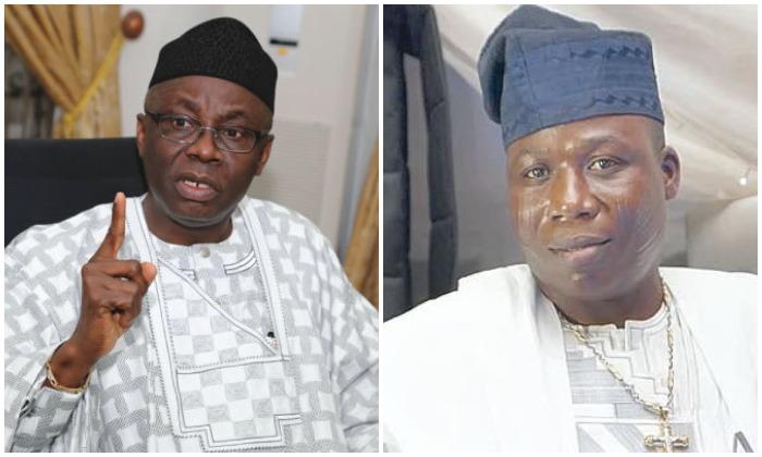 Tunde Bakare and Sunday Igboho