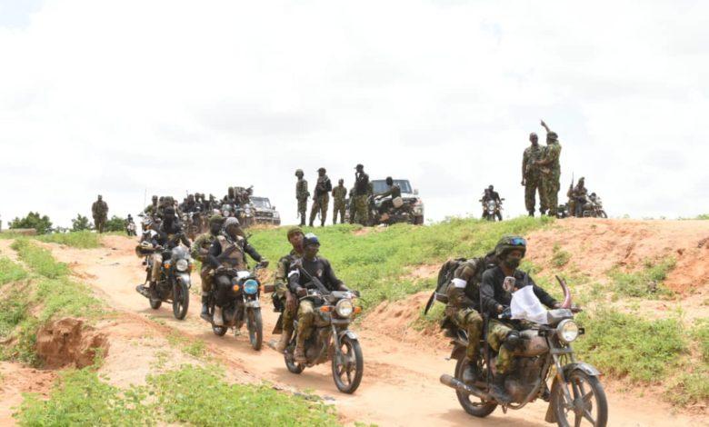 Zamfara State bandit leader Dogo Gide70