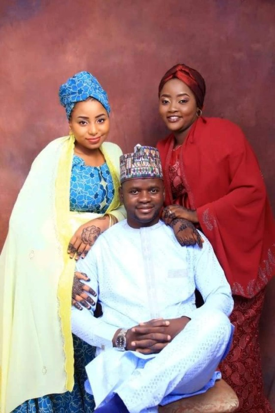 APC youth leader marries two wives 2
